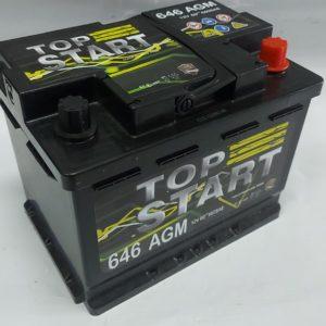 Topstart 646 AGM